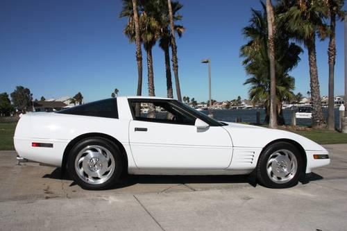 1994 Chevrolet C4 Corvette Coupe For Sale (picture 2 of 6)