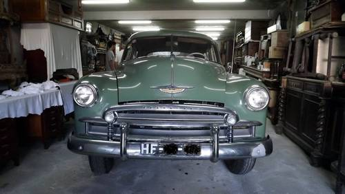 1950 Chevrolet Sedan For Sale (picture 1 of 5)