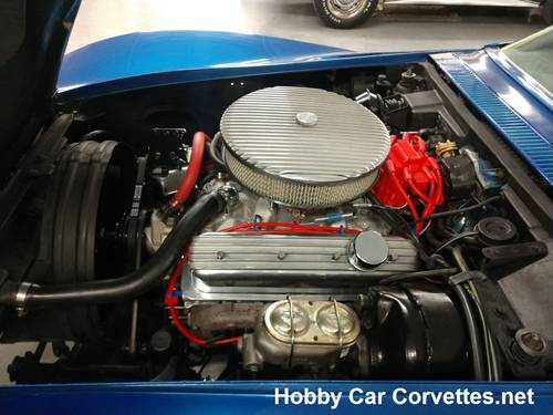 1969 Blue Corvette Stingray For Sale For Sale (picture 2 of 6)