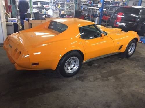 Chevrolet Corvette Targa Sting Ray V8 1977 For Sale (picture 2 of 5)