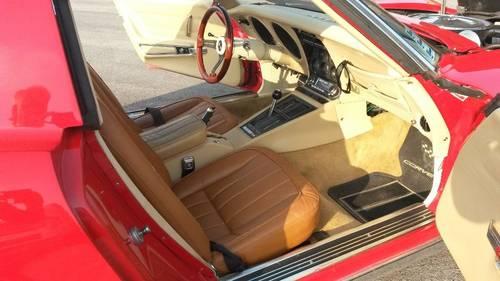 Chevrolet Corvette Stingray 1971, 5700 cm3, 270HP For Sale (picture 5 of 6)