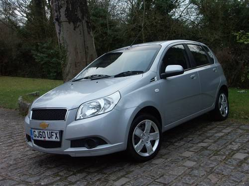 2010 Chevrolet 1.2 Aveo LS SOLD (picture 1 of 6)