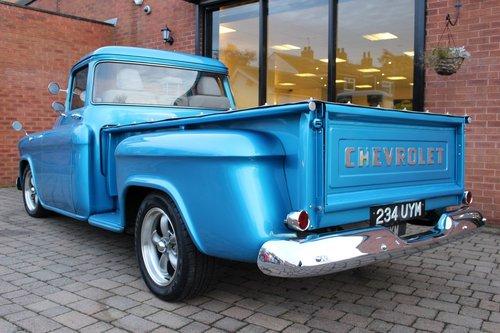 1957 Chevrolet 3200 350 V8 Auto - Full Frame-Off Rebuild SOLD (picture 3 of 6)