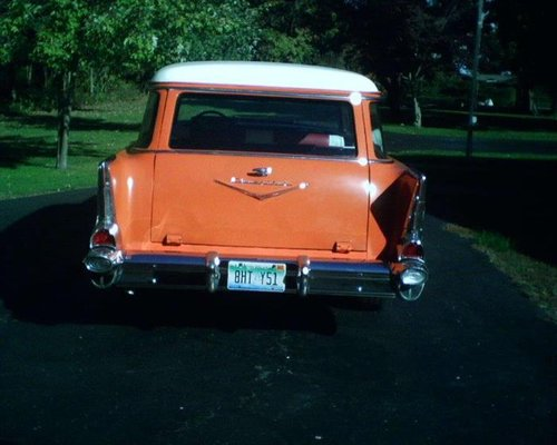 1957 Chevrolet Bel Air Station Wagon For Sale (picture 3 of 6)