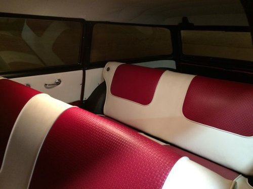1957 Chevrolet Bel Air Station Wagon For Sale (picture 5 of 6)