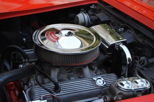 1970 Corvette Stingray convertible in France, PX? For Sale (picture 3 of 6)