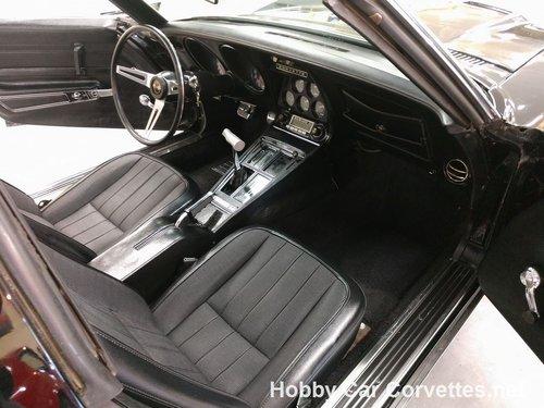 1972 Black Black LT-1 Corvette For Sale For Sale (picture 3 of 6)