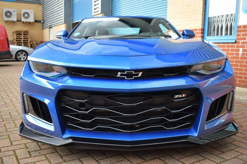 2018 18MY Chevrolet CAMARO ZL1 4LT 650BHP Coupe Auto For Sale (picture 4 of 6)
