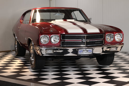 1970 Chevelle SS 396-L78 Numbers match ! & Restored For Sale (picture 1 of 6)