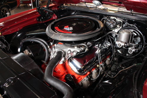 1970 Chevelle SS 396-L78 Numbers match ! & Restored For Sale (picture 2 of 6)