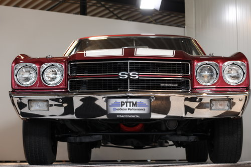 1970 Chevelle SS 396-L78 Numbers match ! & Restored For Sale (picture 3 of 6)
