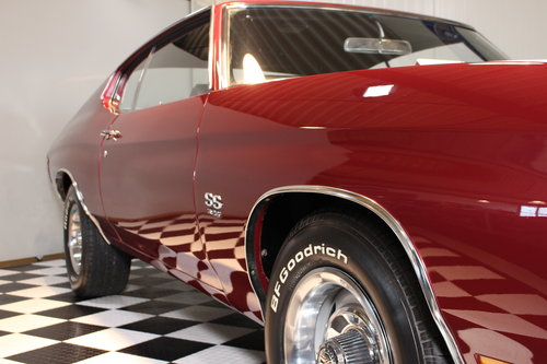 1970 Chevelle SS 396-L78 Numbers match ! & Restored For Sale (picture 6 of 6)
