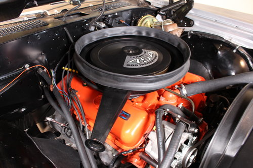 1971 Chevelle SS LS5 454 - 4 speed Rotisserie restored For Sale (picture 3 of 6)