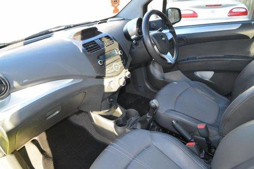 2013 13 CHEVROLET SPARK 1.2i LT 5 Door Hatchback  For Sale (picture 3 of 6)