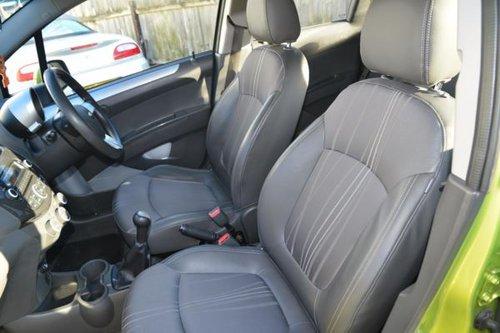 2013 13 CHEVROLET SPARK 1.2i LT 5 Door Hatchback  For Sale (picture 4 of 6)