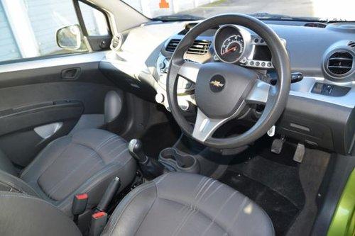 2013 13 CHEVROLET SPARK 1.2i LT 5 Door Hatchback  For Sale (picture 6 of 6)