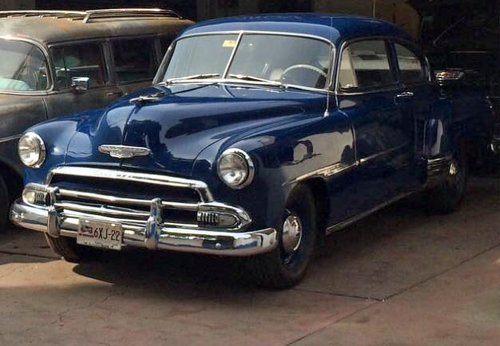 1952 CHEVROLET SEDANETTA  For Sale by Auction (picture 1 of 1)