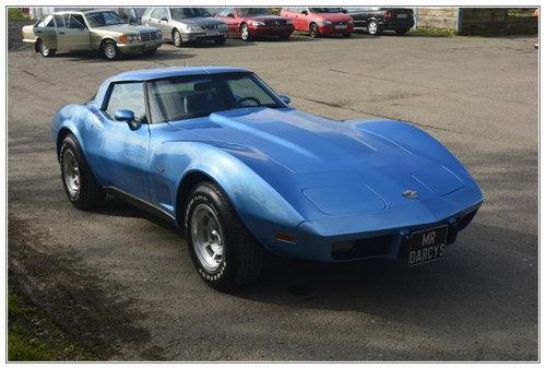 1978 Corvette Stingray Anniversary SOLD (picture 5 of 6)