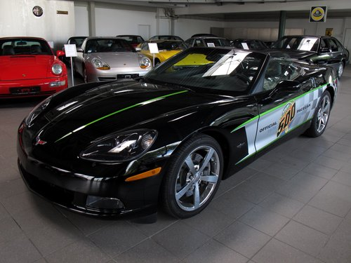 2008 Corvette C6 Convertible *INDY 500 Pace Car*Number 93/500* For Sale (picture 1 of 6)