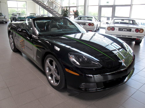 2008 Corvette C6 Convertible *INDY 500 Pace Car*Number 93/500* For Sale (picture 4 of 6)