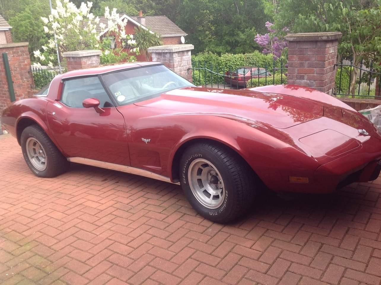 1991 Corvette 1978 Anniversary Edition For Sale (picture 1 of 8)