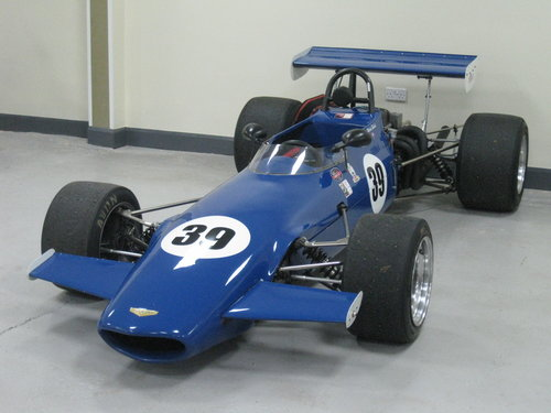 1970 Chevron B17C Historic F2 For Sale (picture 1 of 5)