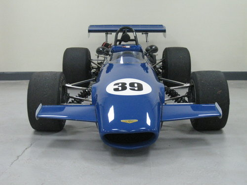 1970 Chevron B17C Historic F2 For Sale (picture 2 of 5)