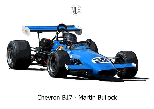 1970 Chevron B17C Historic F2 For Sale (picture 3 of 5)