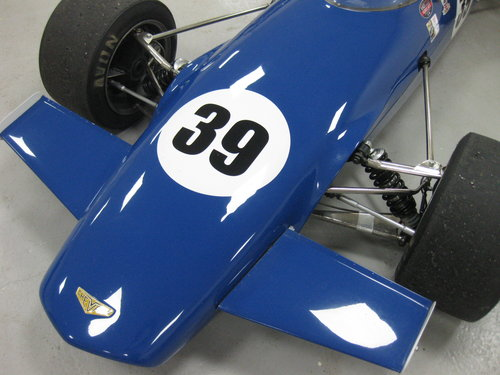 1970 Chevron B17C Historic F2 For Sale (picture 5 of 5)