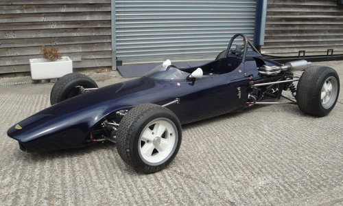 1969 Chevron Ford B15 Formula 3 Racing Single-Seater For Sale by Auction (picture 1 of 6)