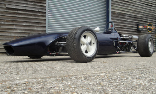 1969 Chevron Ford B15 Formula 3 Racing Single-Seater For Sale by Auction (picture 2 of 6)