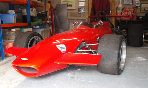 1970 Chevron Ford B17C Formula 2 Racing Single-Seater For Sale by Auction (picture 1 of 6)