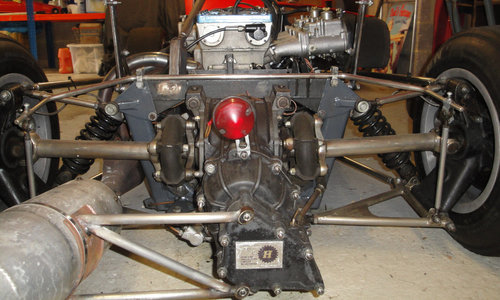 1970 Chevron Ford B17C Formula 2 Racing Single-Seater For Sale by Auction (picture 6 of 6)