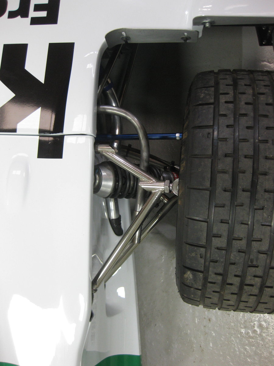 1977 Chevron B40 Rolling Chassis For Sale (picture 3 of 6)