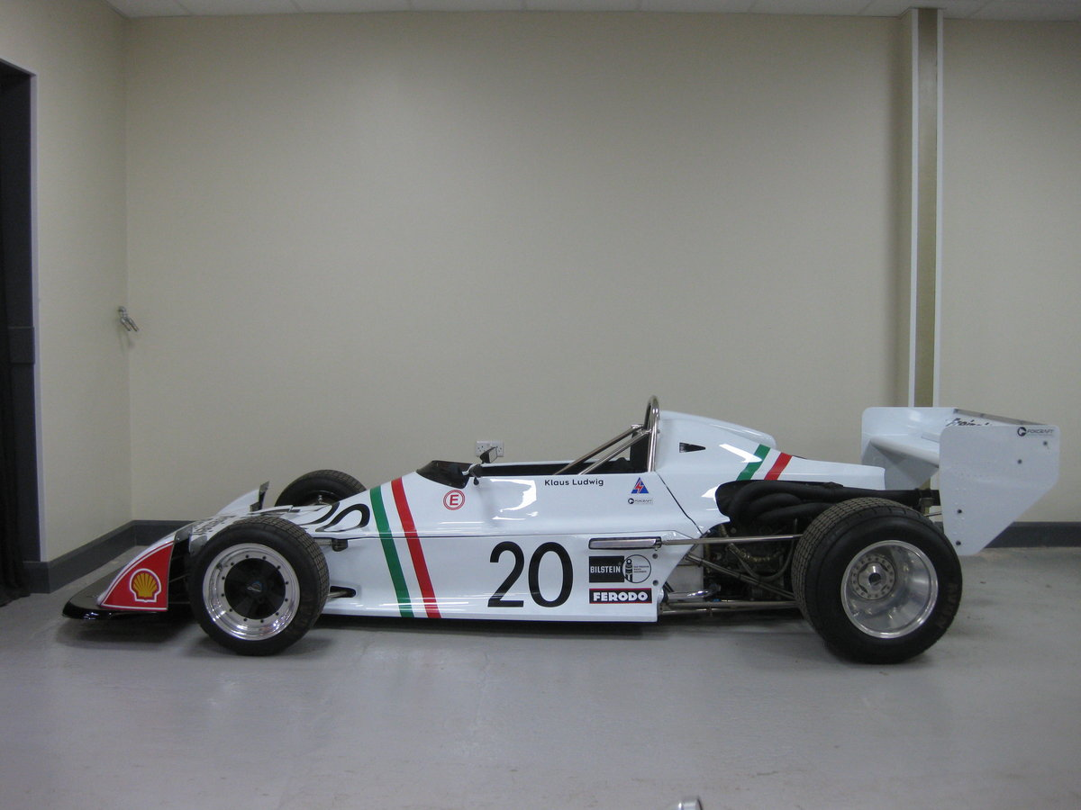 1977 Chevron B40 Rolling Chassis For Sale (picture 2 of 6)