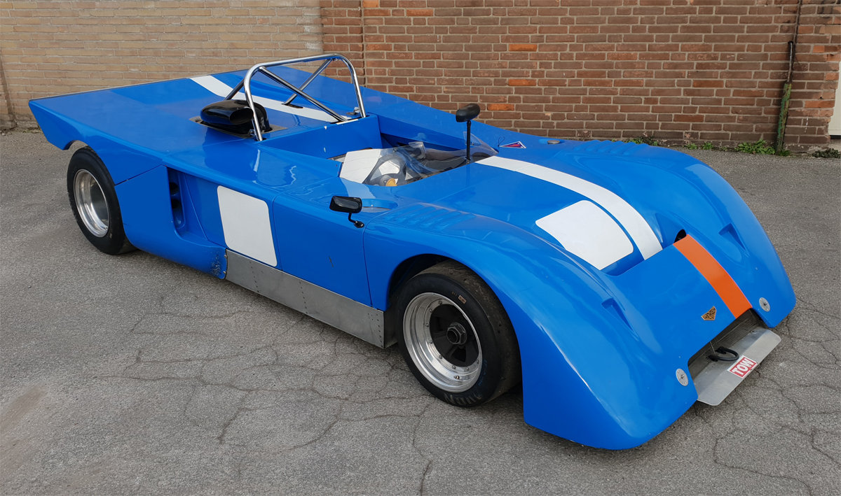 1985 Chevron B19, ex Ray Bellm  For Sale (picture 1 of 6)