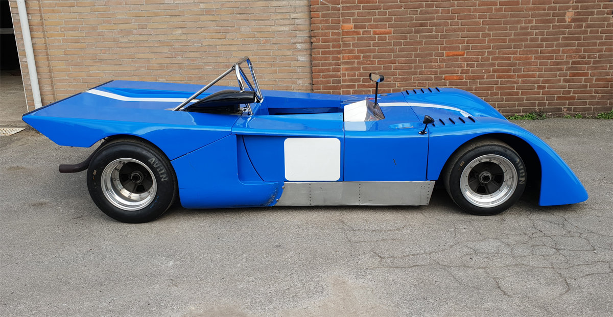 1985 Chevron B19, ex Ray Bellm  For Sale (picture 2 of 6)