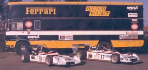 1978 Cheveron B42 Ferrari F2 For Sale