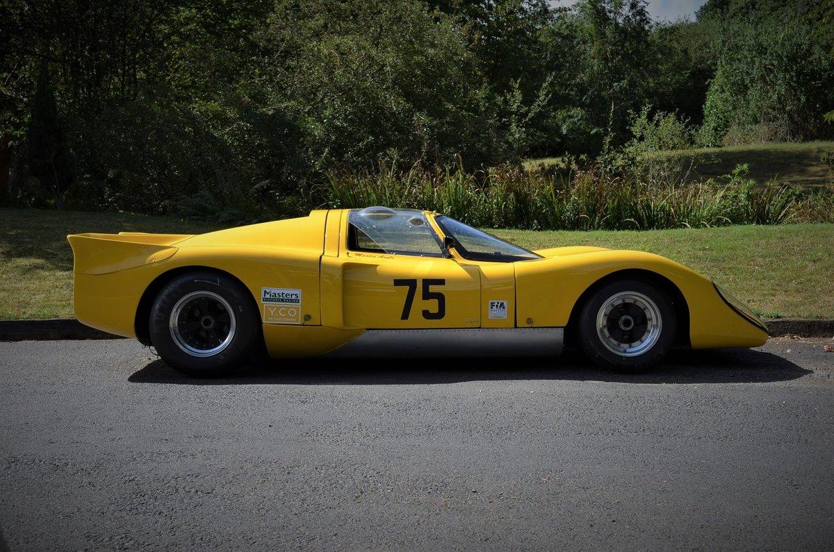 1970 Chevron B16 FVC FIA. Superb! For Sale (picture 1 of 6)