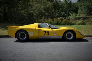 1970 Chevron B16 FVC FIA. Superb!