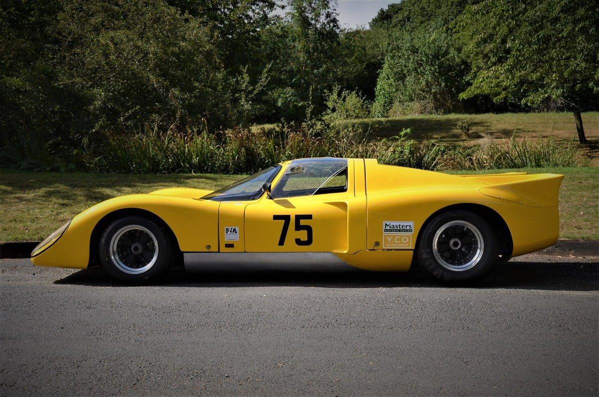 1970 Chevron B16 FVC FIA. Superb! For Sale (picture 6 of 6)