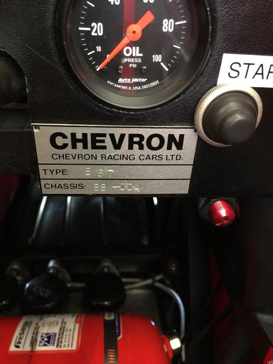1988 Chevron B67 For Sale (picture 4 of 6)