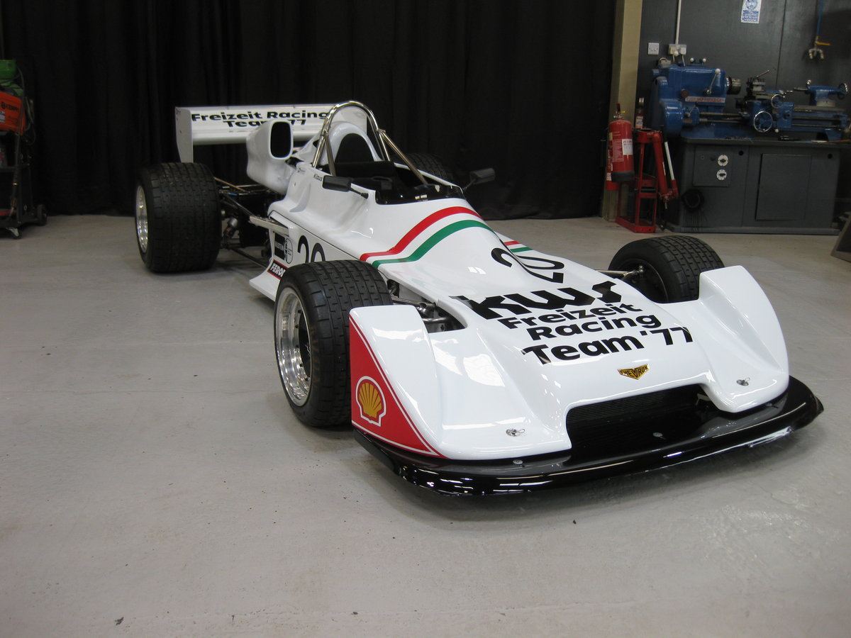 1977 Chevron B40 Rolling Chassis For Sale (picture 1 of 6)
