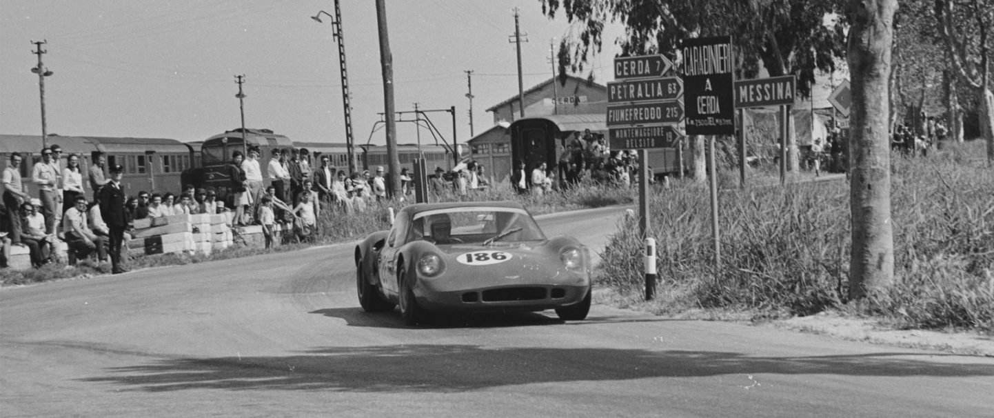 1968 CHEVRON B8 For Sale (picture 1 of 6)