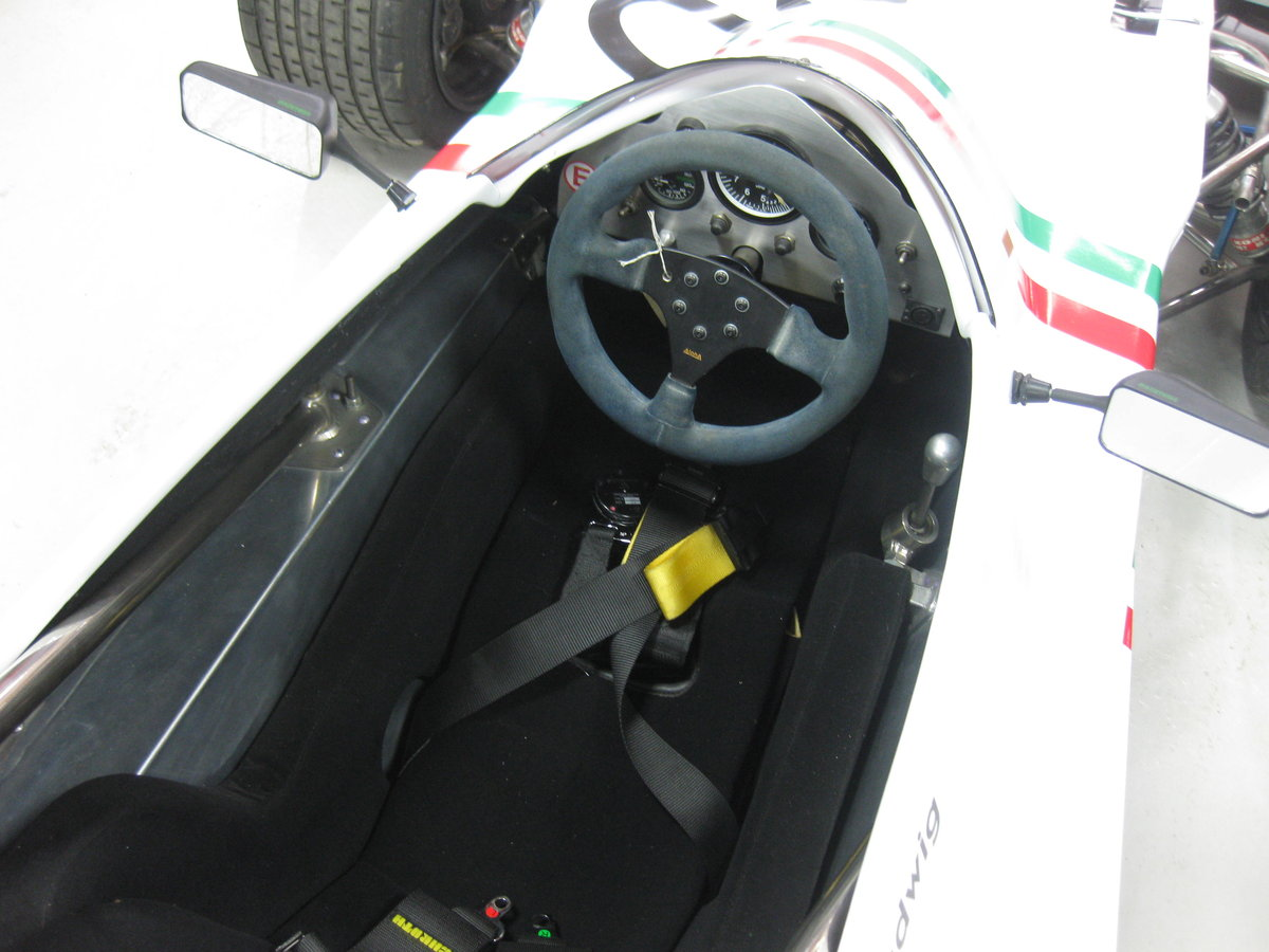 1977 Chevron B40 Rolling Chassis For Sale (picture 4 of 6)