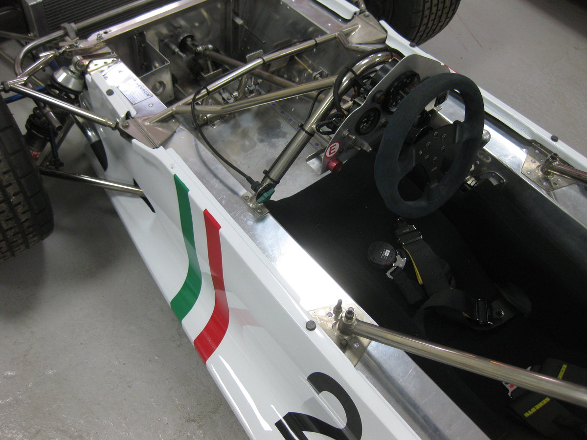 1977 Chevron B40 Rolling Chassis For Sale (picture 6 of 6)