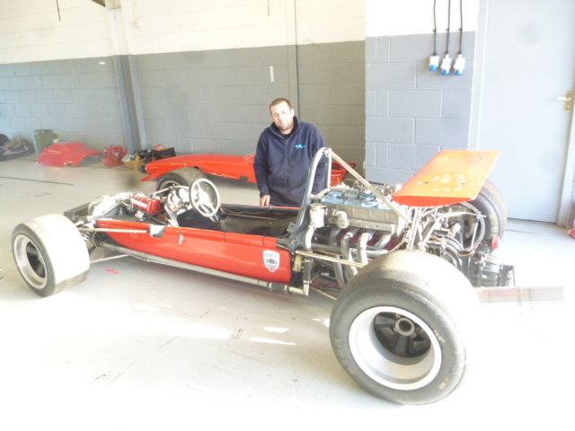1970 chevron B17c Ex works F2  For Sale (picture 2 of 6)