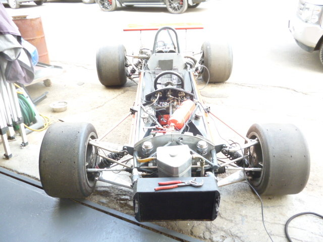 1970 chevron B17c Ex works F2  For Sale (picture 3 of 6)