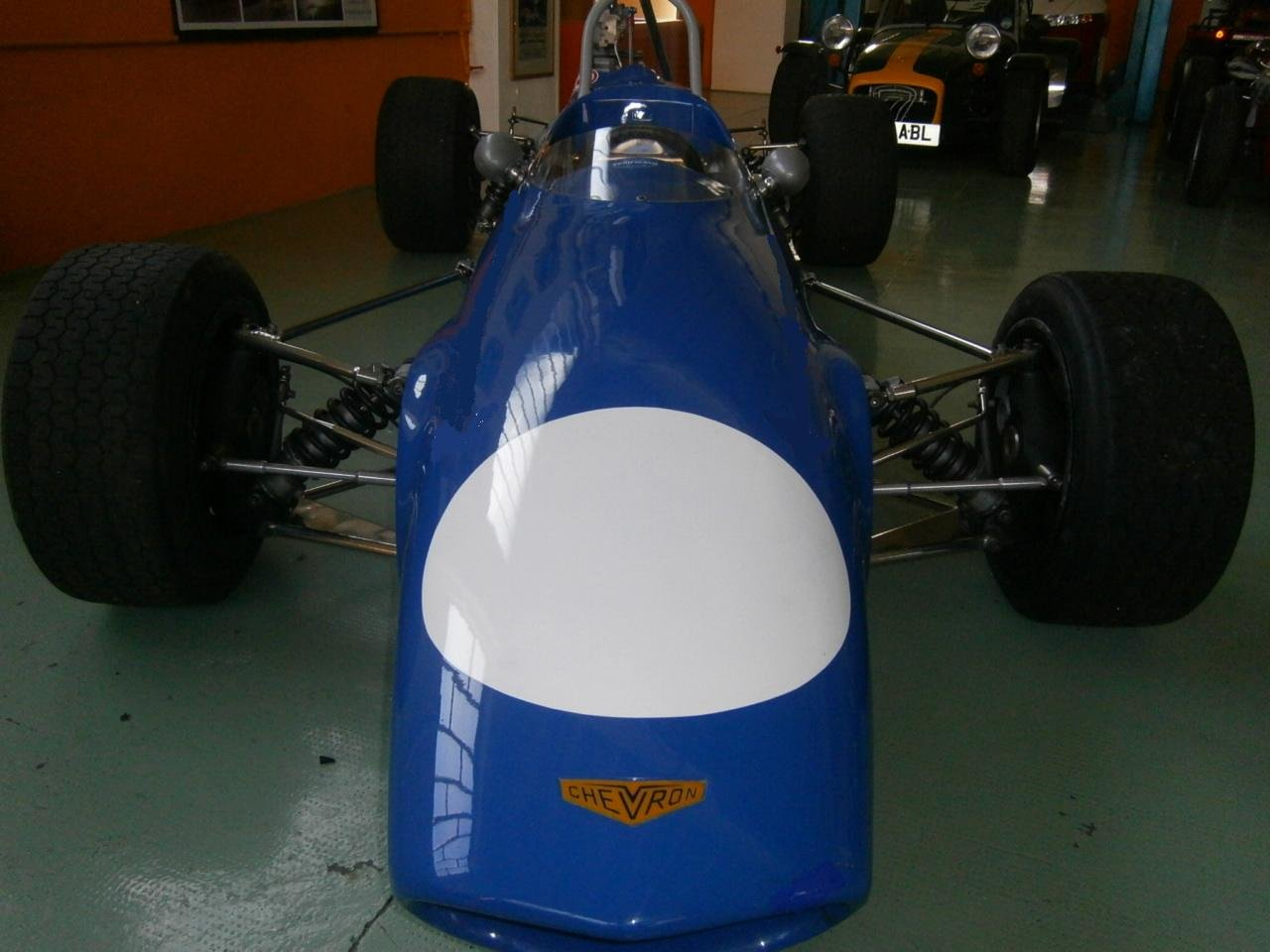 CHEVRON B9 F3 - 1968 For Sale (picture 2 of 6)