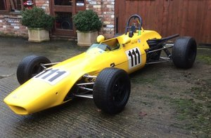 1970 Chevron B17 Rolling Chassis For Sale by Auction